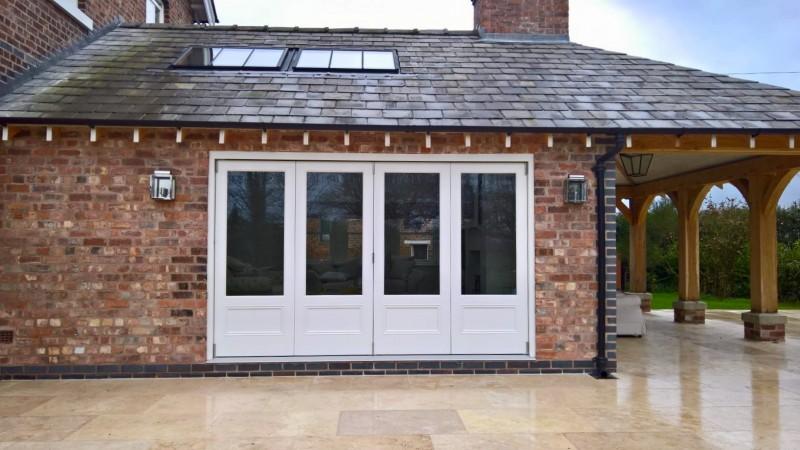 Sliding Sash Bay Windows Bi Fold Doors French Doors Cheshire